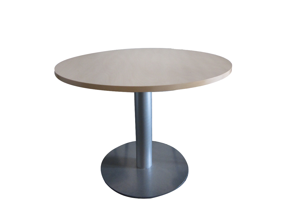 Table ronde pied tulipe for Table ronde tulipe extensible