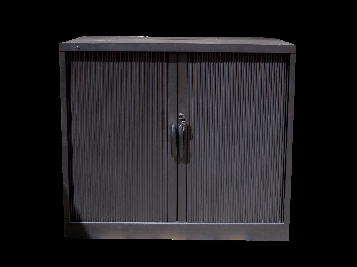 armoire basse noire jg group adopte un bureau. Black Bedroom Furniture Sets. Home Design Ideas