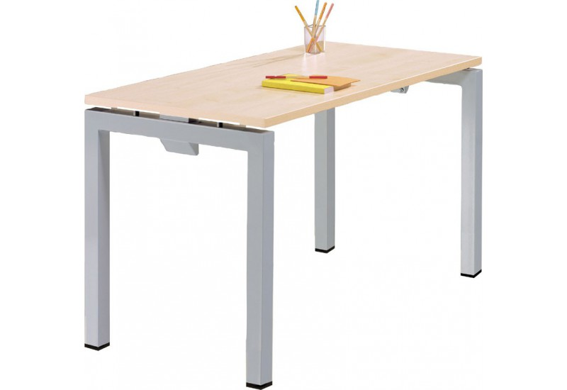 Bureau 120x60 logik neuf adopte un bureau for Mobilier de bureau poitiers