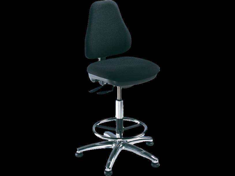 chaise dessinateur asynchrone antistatic neuve adopte un bureau. Black Bedroom Furniture Sets. Home Design Ideas