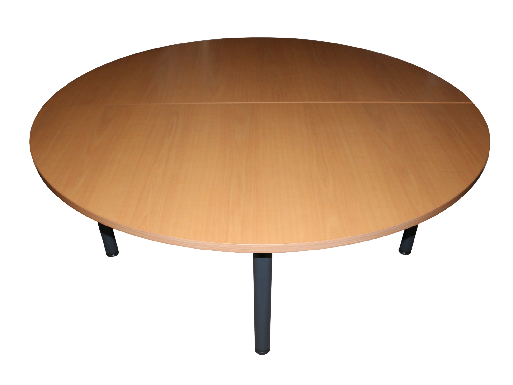 Table ronde 6 personnes 160cm adopte un bureau - Table ronde 6 personnes ...