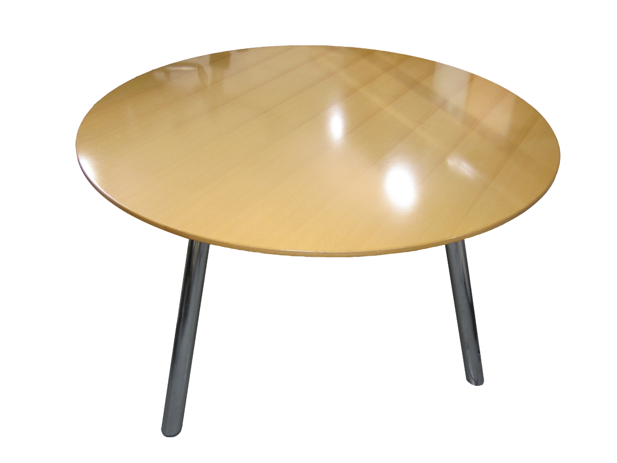 Table design ronde 120 cm adopte un bureau - Table ronde pas cher occasion ...