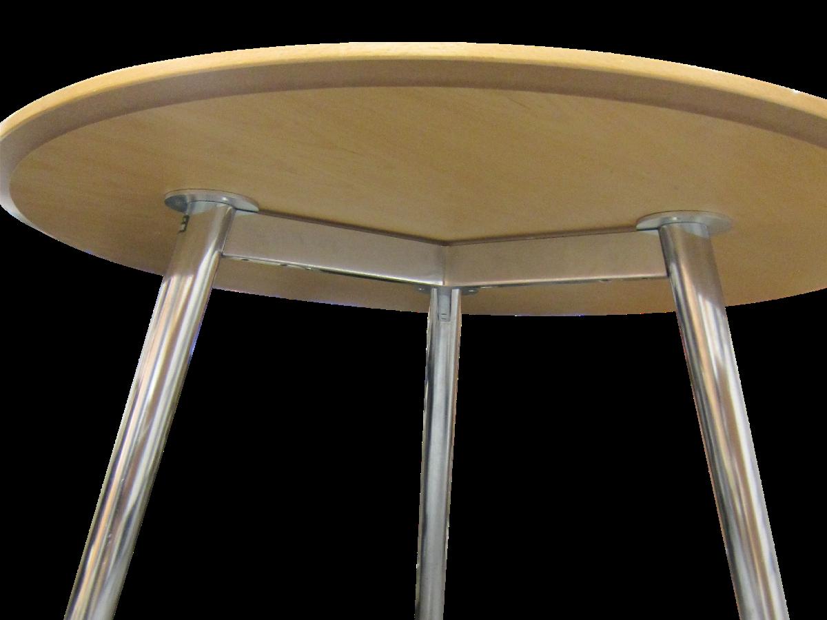 table design ronde 120 cm adopte un bureau. Black Bedroom Furniture Sets. Home Design Ideas