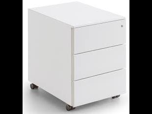 Caisson de bureau de grandes marques adopte un bureau