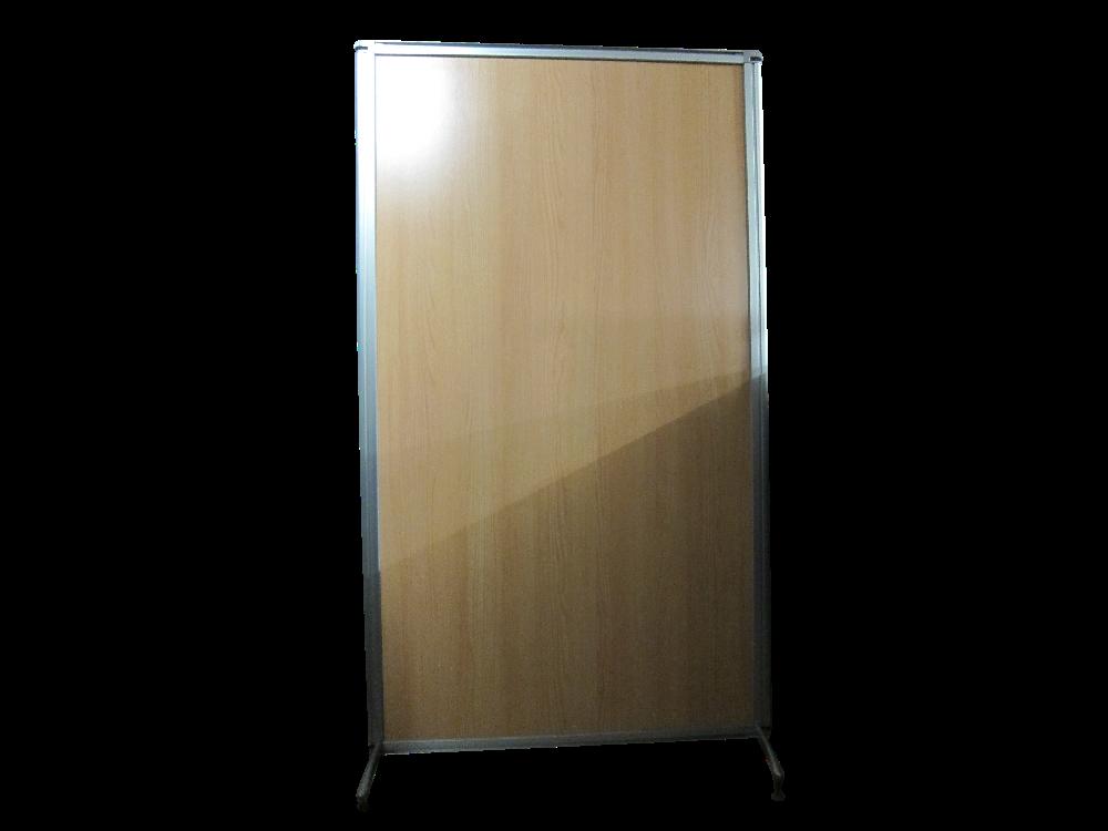 Cloison bois clair 180 x 100 cm adopte un bureau for Mobilier de bureau occasion