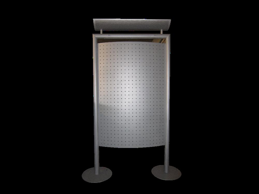 cloison d 39 occasion m tal lampadaire adopte un bureau. Black Bedroom Furniture Sets. Home Design Ideas