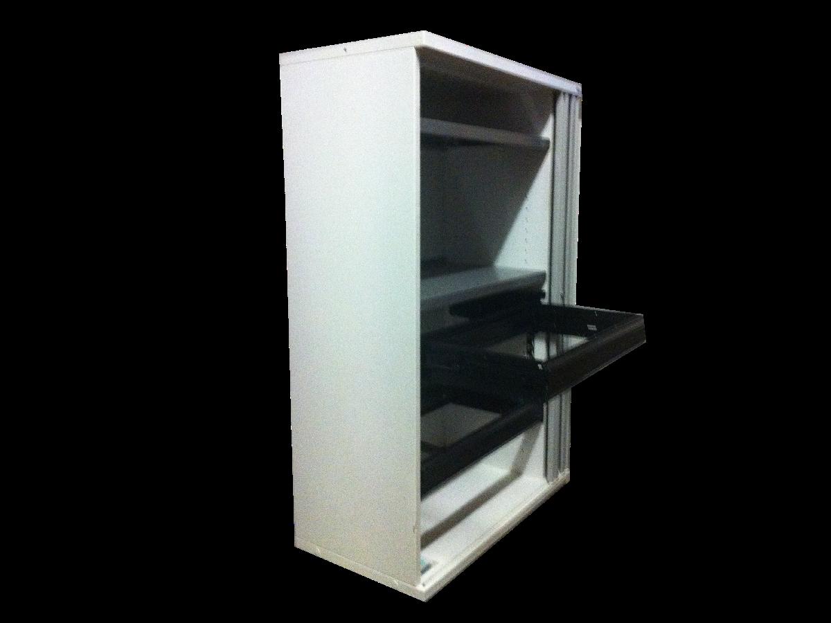 armoire porte dossiers kinnarps avec isolation acoustique adopte un bureau. Black Bedroom Furniture Sets. Home Design Ideas