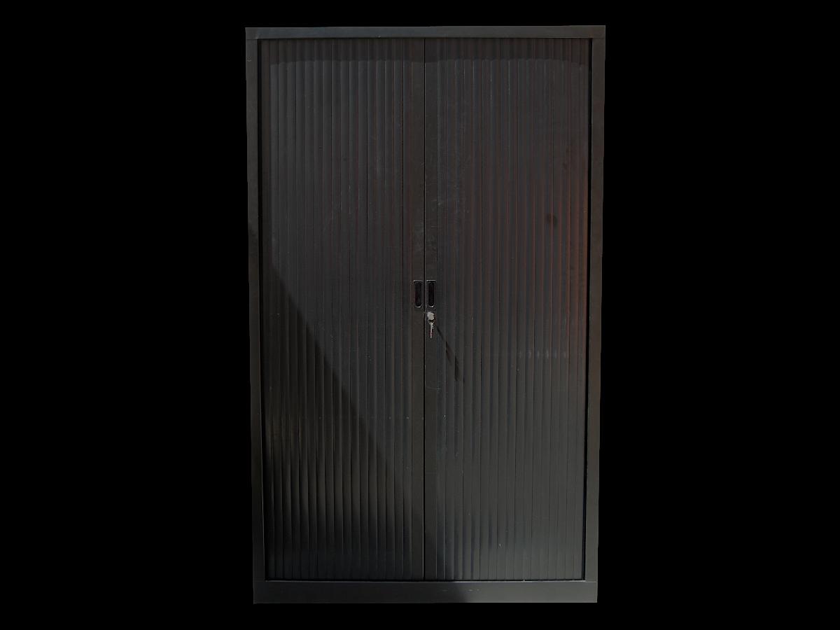 armoire haute noire jg group adopte un bureau. Black Bedroom Furniture Sets. Home Design Ideas