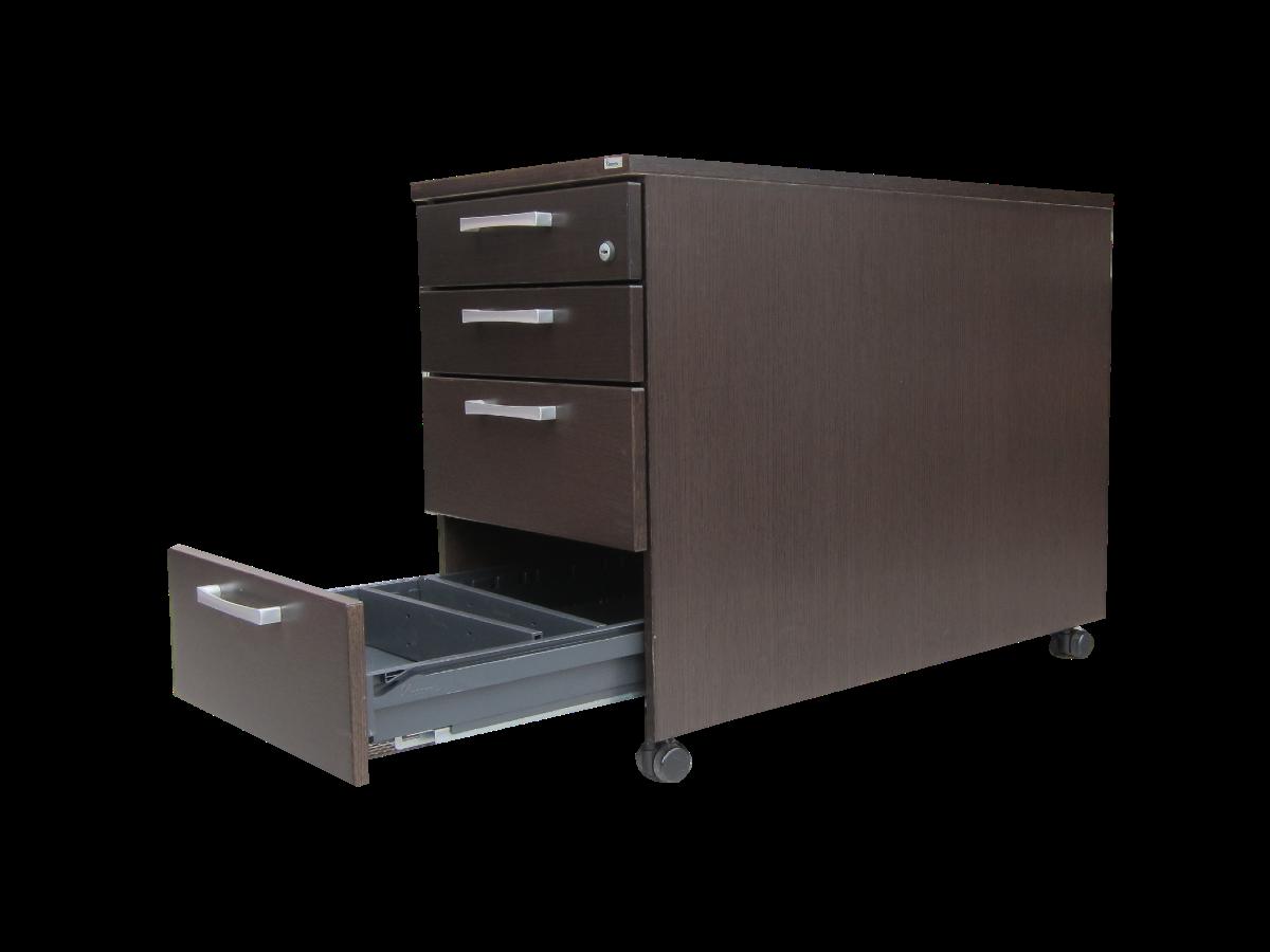 caisson quatre tiroirs kinnarps adopte un bureau