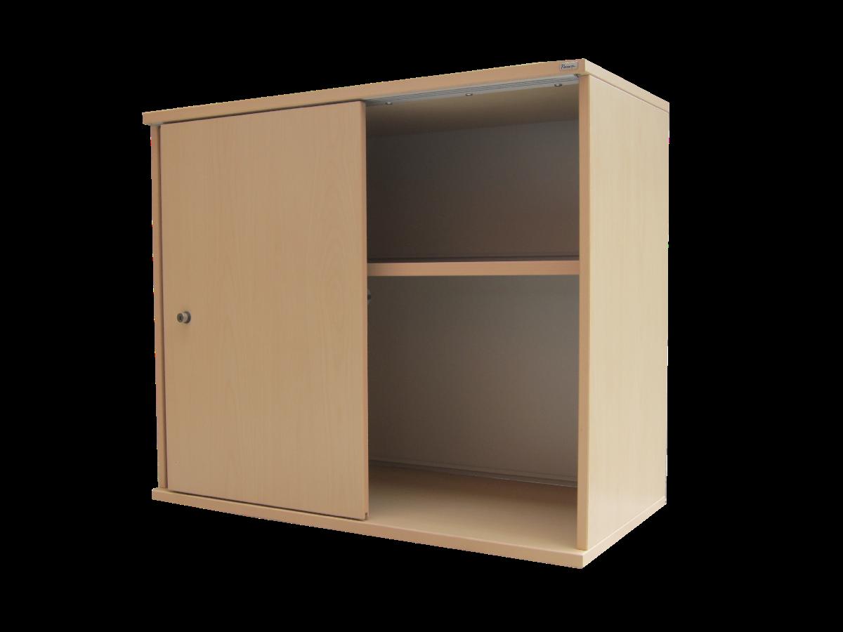 armoire basse kinnarps adopte un bureau. Black Bedroom Furniture Sets. Home Design Ideas