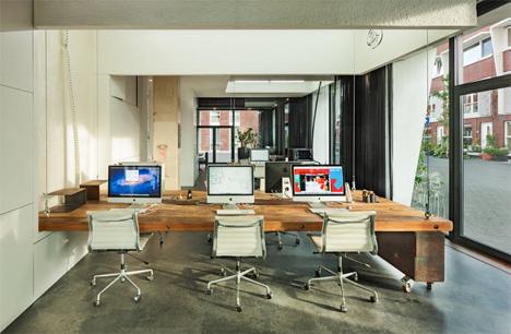 le recyclage du mobilier est une tendance. alors avec un peu de créativité vous pouvez tres vite rendre votre espace de travail eco-friendly