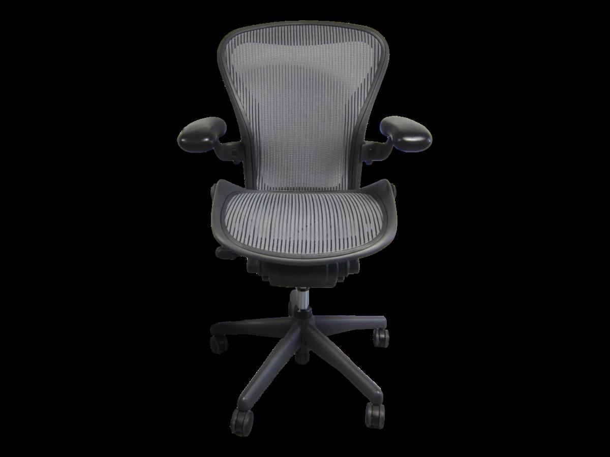 fauteuil herman miller aeron d 39 occasion adopte un bureau. Black Bedroom Furniture Sets. Home Design Ideas