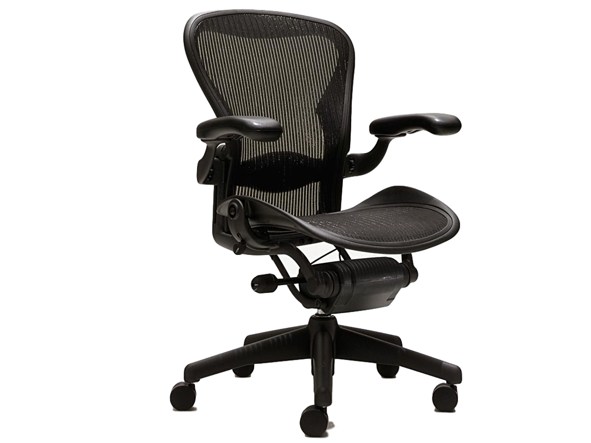 fauteuil herman miller aeron d 39 occasion garanti 1 an adopte un bureau. Black Bedroom Furniture Sets. Home Design Ideas