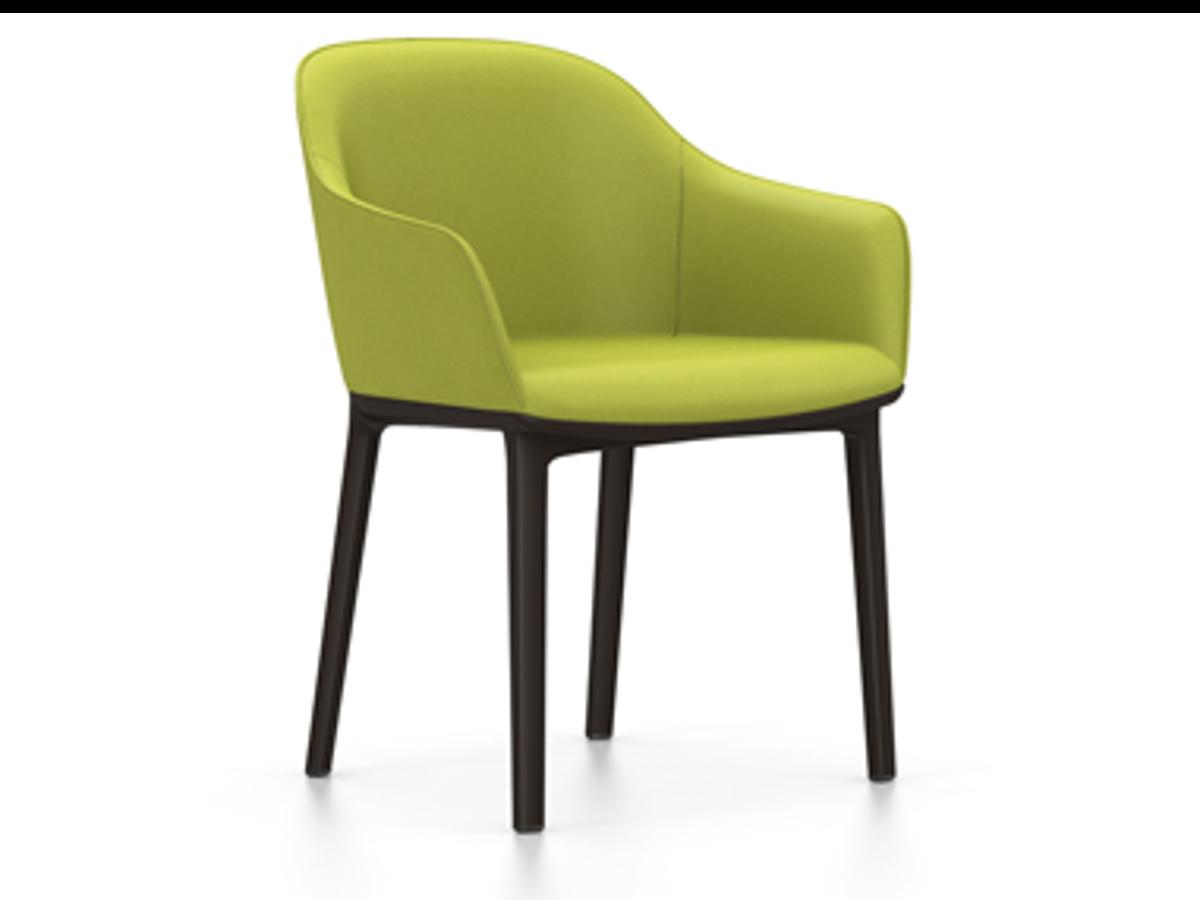 chaise vitra softshell bleu clair adopte un bureau. Black Bedroom Furniture Sets. Home Design Ideas