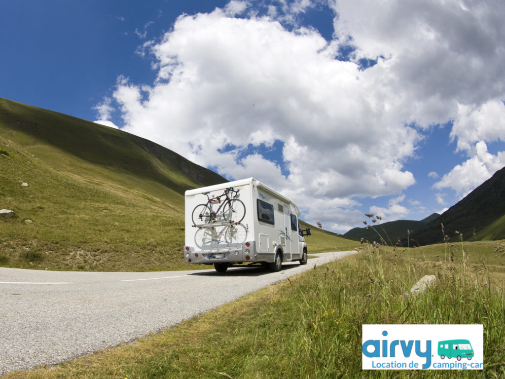 Airvy Location Camping Car