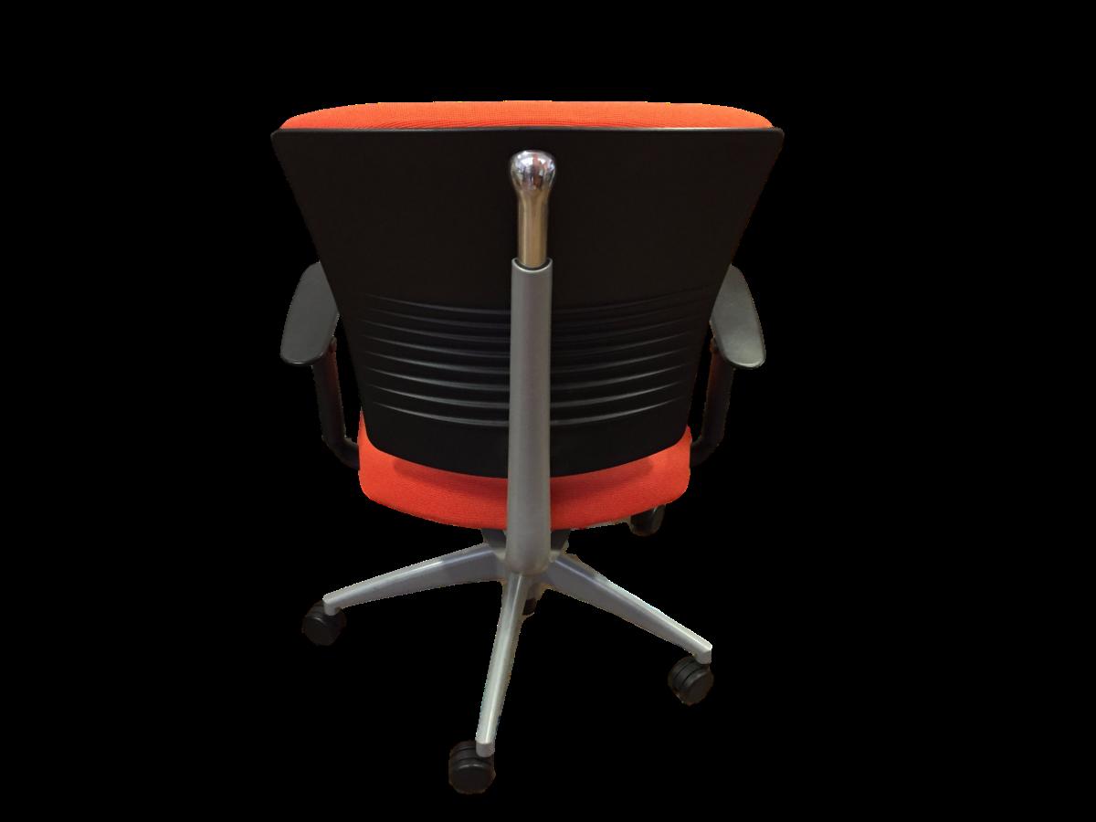 chaise de bureau orange occasion adopte un bureau. Black Bedroom Furniture Sets. Home Design Ideas