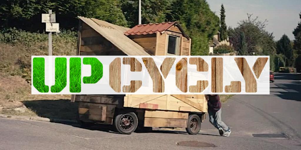 upcycly et Adopte Un Bureau