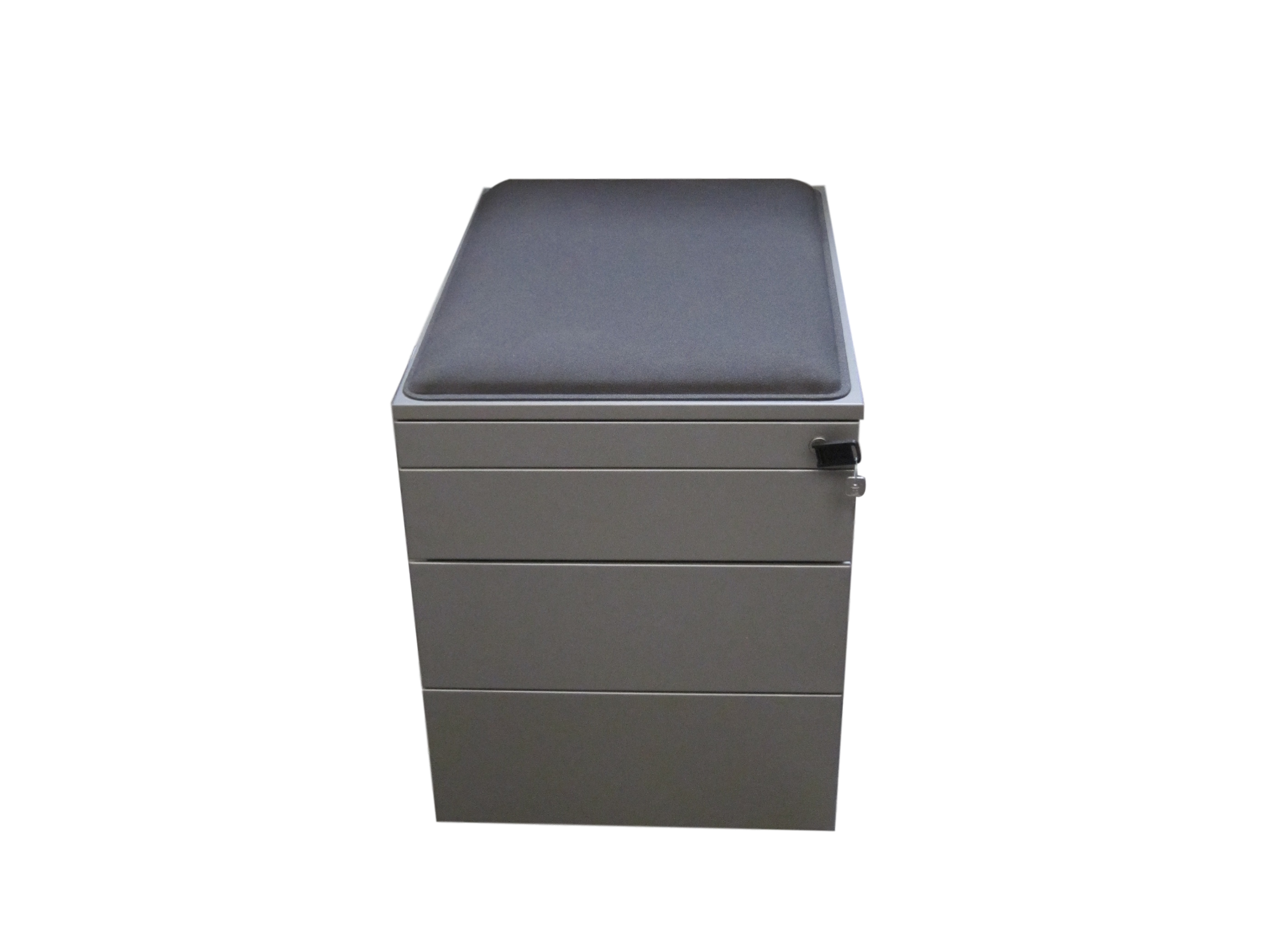 Caisson de bureau pas cher simple caisson mobile for Bureau simple pas cher