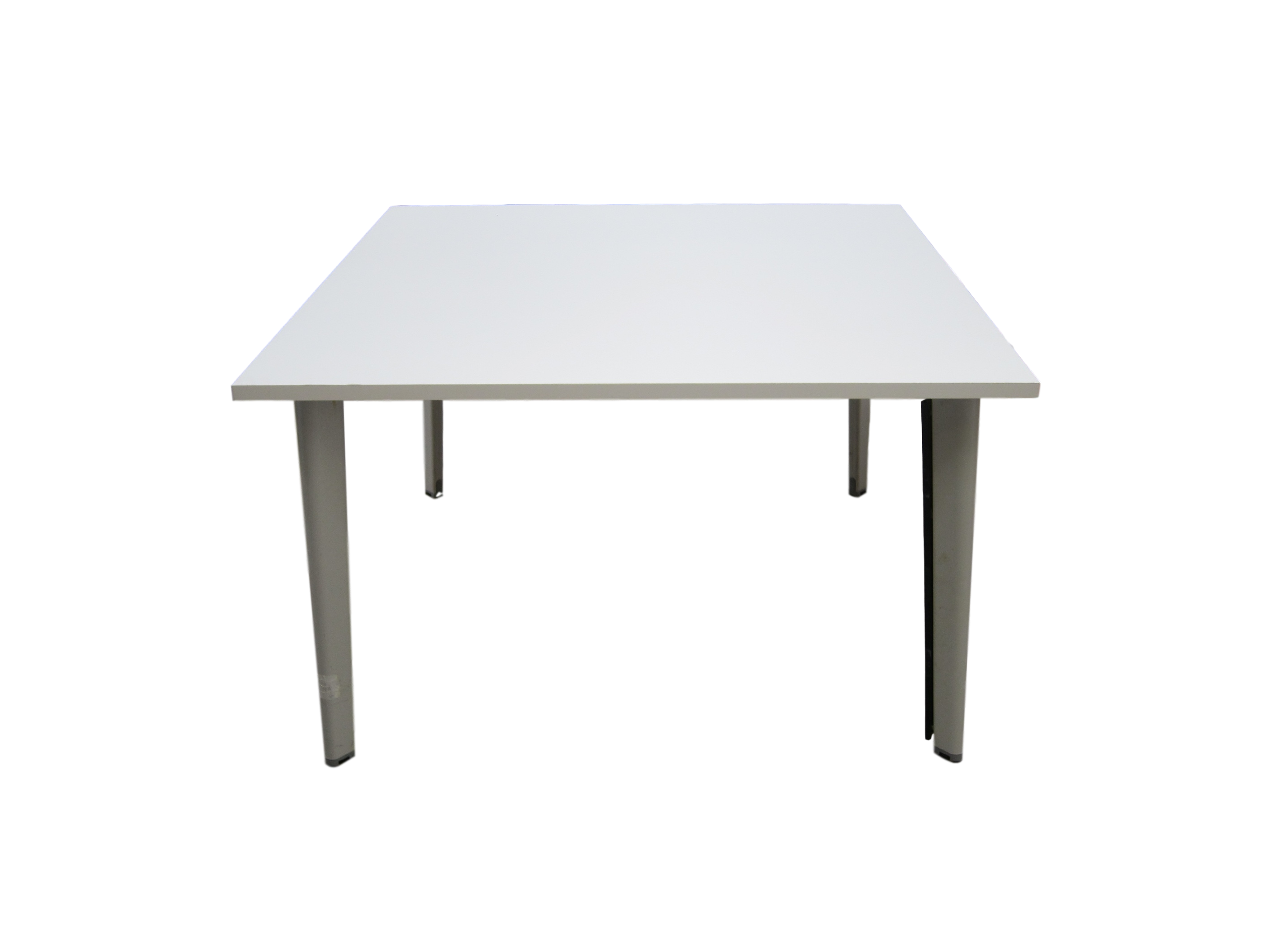 Table carr e plateau neuf 120 x 120 cm for Table carree 120 cm