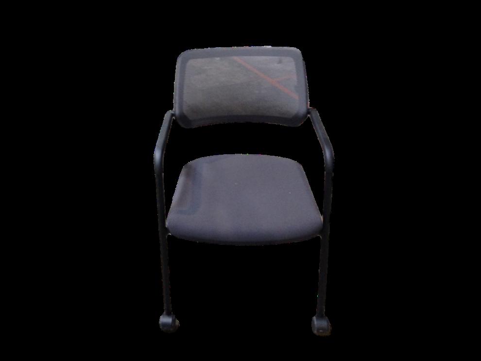 chaise visiteur steelcase qivi occasion adopte un bureau. Black Bedroom Furniture Sets. Home Design Ideas