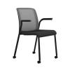 Chaise visiteur Steelcase Eastside occasion petit prix