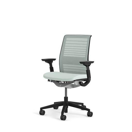 Fauteuil Think blanc 2