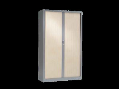 armoire m tallique portes pliantes neuve adopte un bureau. Black Bedroom Furniture Sets. Home Design Ideas