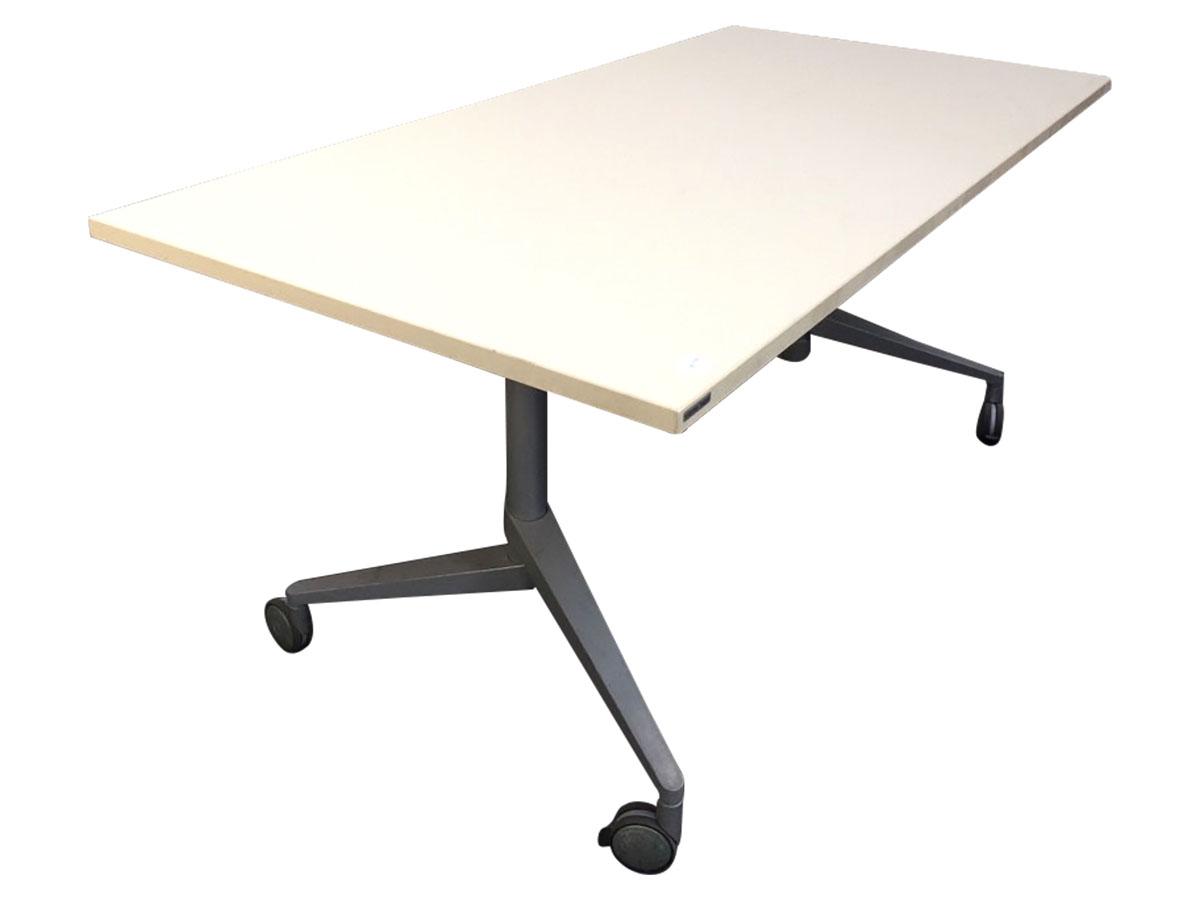 table de r union pliante wiesner hager d 39 occasion adopte un bureau. Black Bedroom Furniture Sets. Home Design Ideas