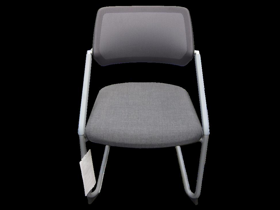 Chaise visiteur steelcase qivi pi tement luge occasion for Chaise visiteur