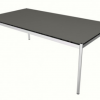 Table USM Haller noire