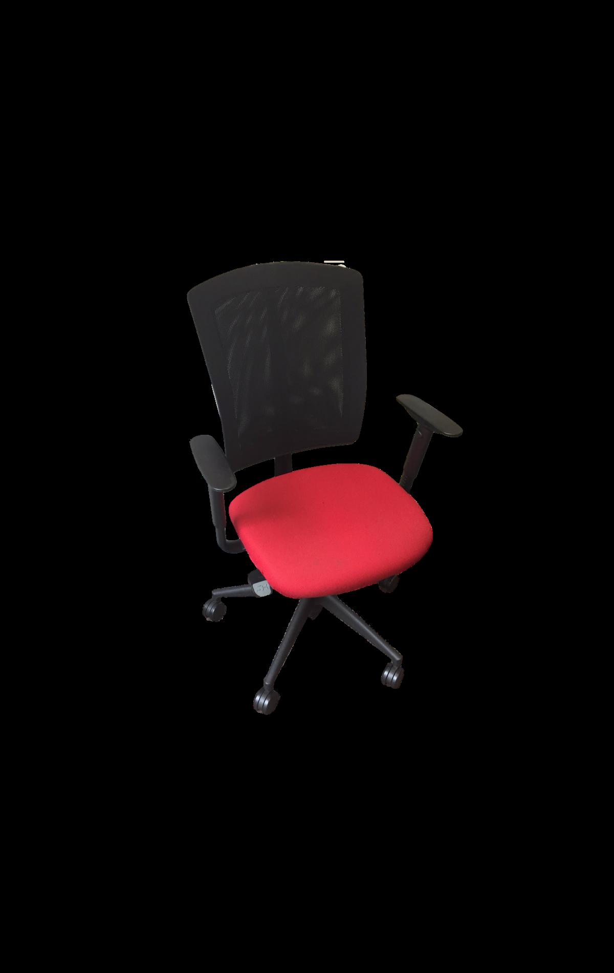 fauteuil de bureau rouge roulettes occasion adopte un. Black Bedroom Furniture Sets. Home Design Ideas