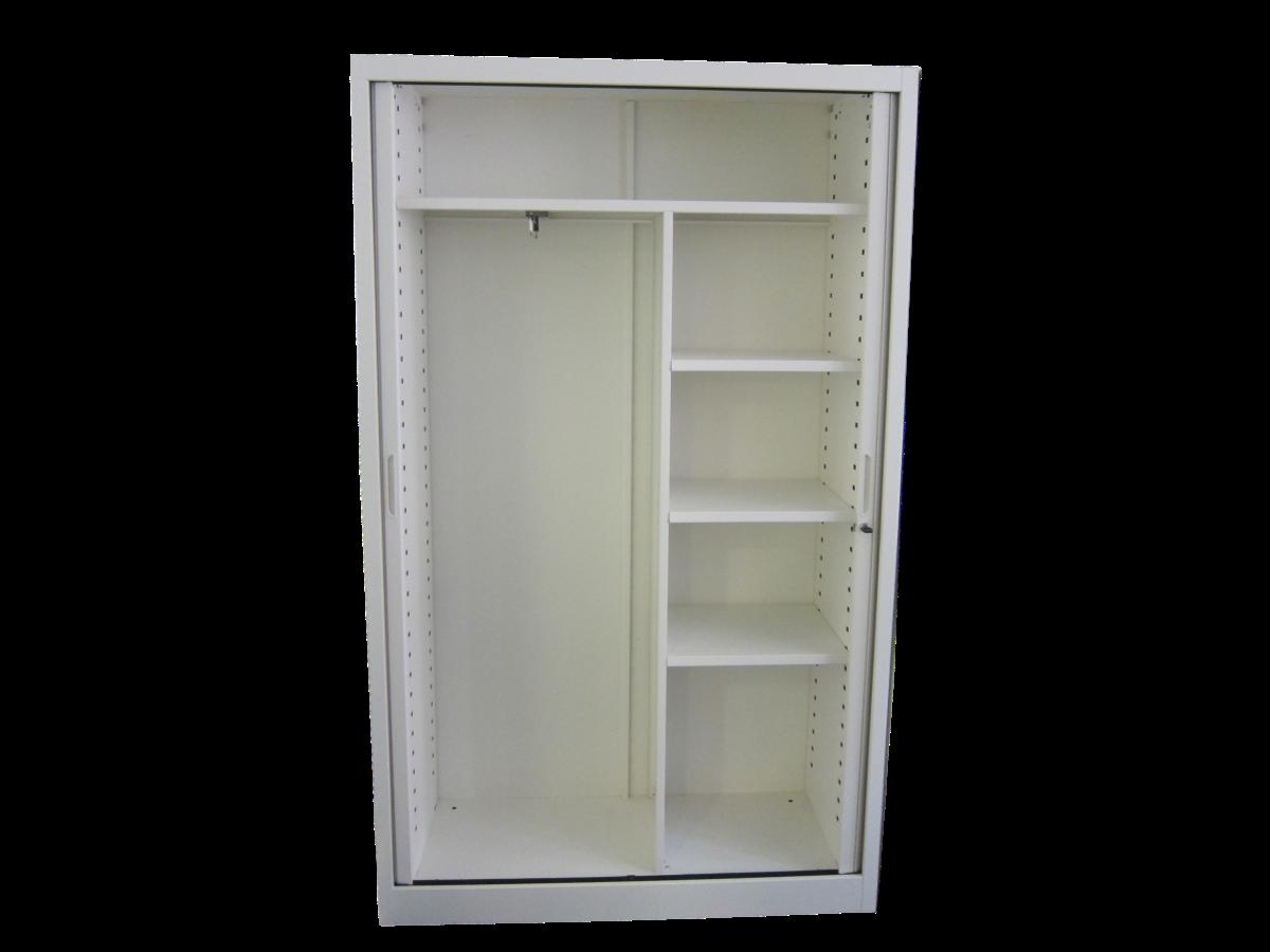 armoire metallique a volet