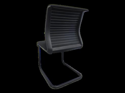 Chaise noire pas cher