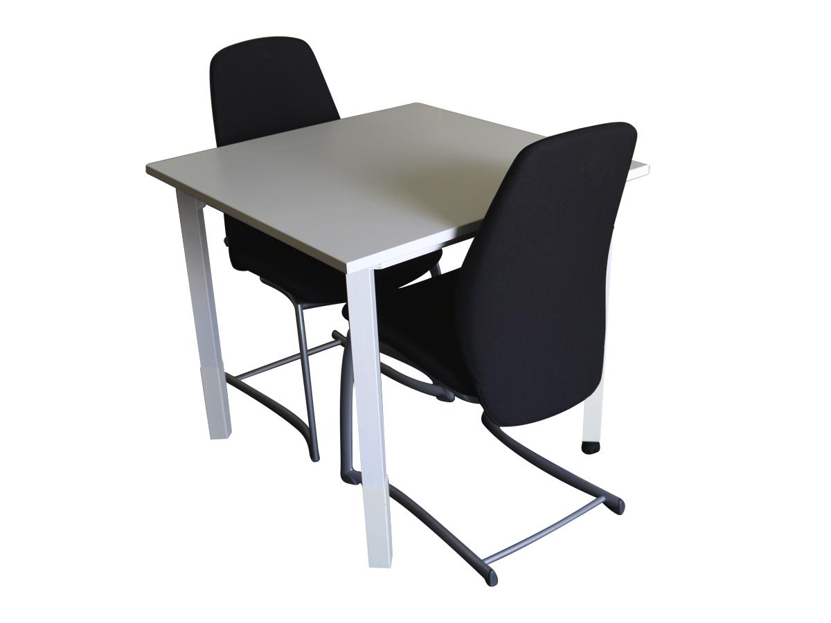Table kinnarps blanche adopte un bureau