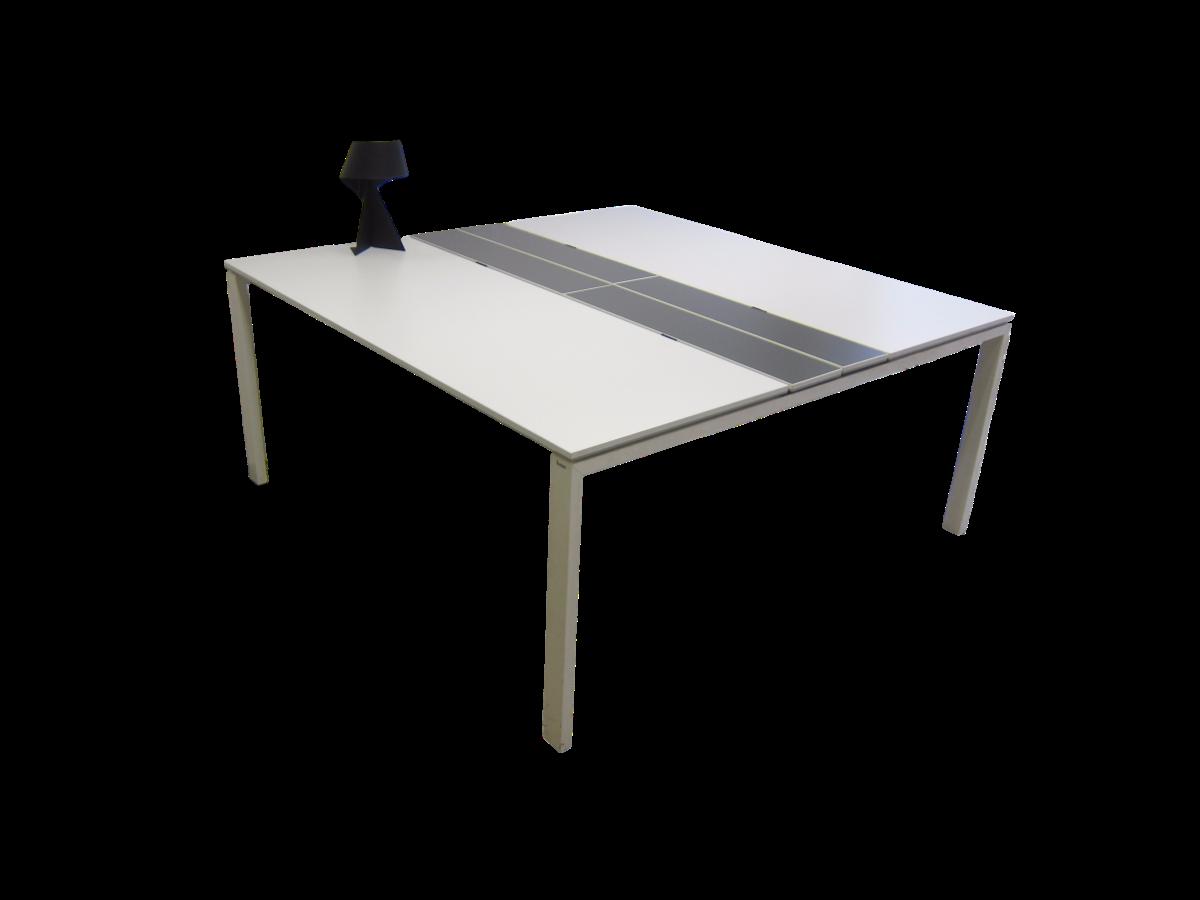 bureau bench x2 bene 160x80 adopte un bureau. Black Bedroom Furniture Sets. Home Design Ideas