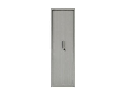 Armoire vestiaire blanche 60x198- modele d'exposition