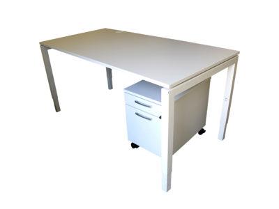 bureau kinnarps 160x80