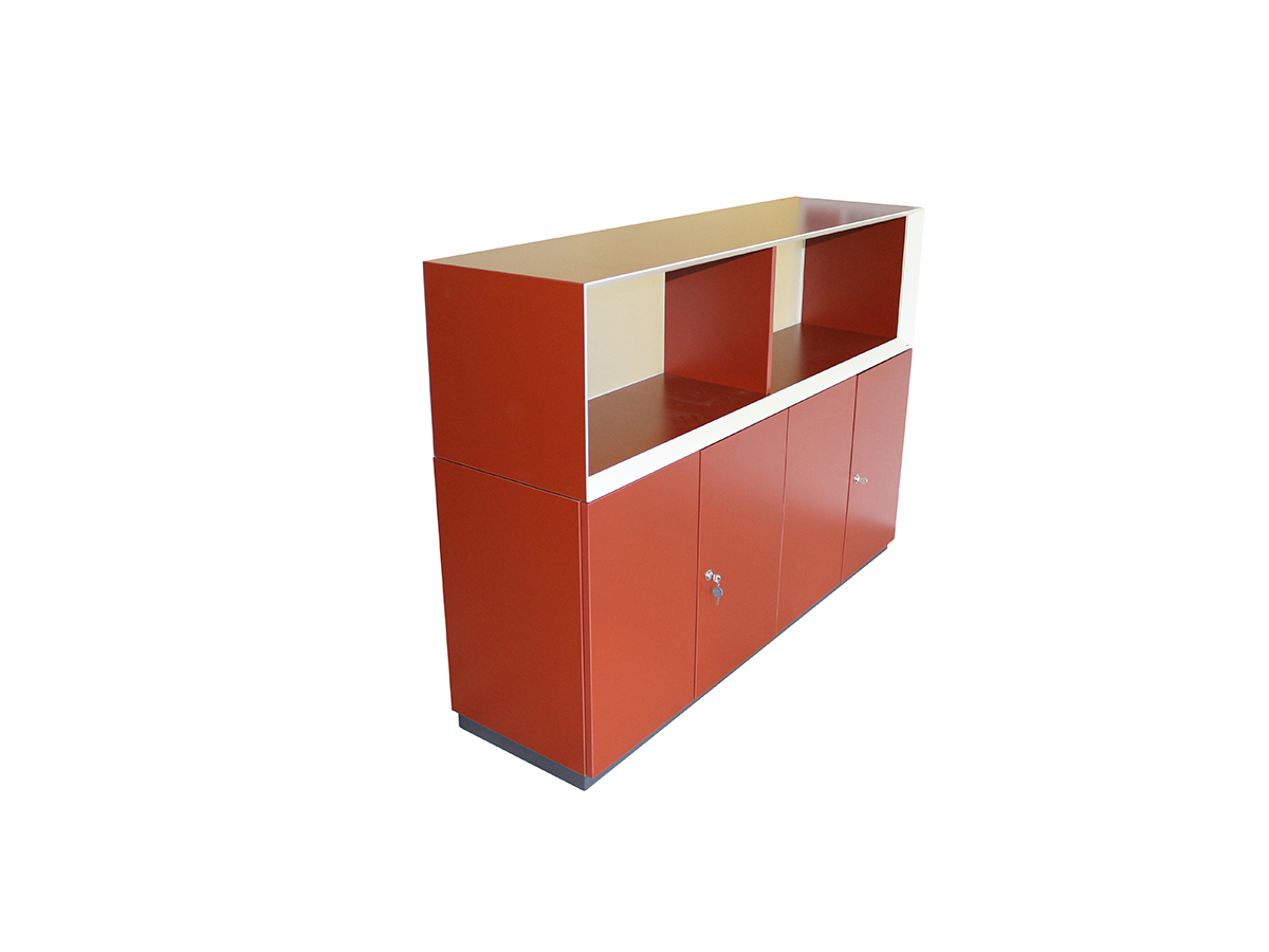 Armoire basse armoire basse bureau occasion dernier for Meuble bureau jec