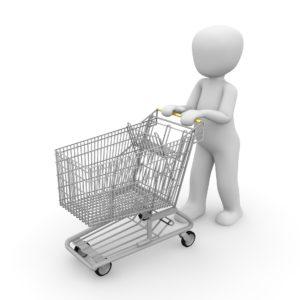 shopping guy