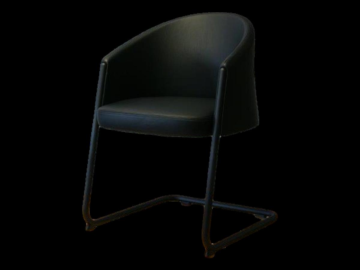 Chaise de conference SEDUS Silent Rush cuir