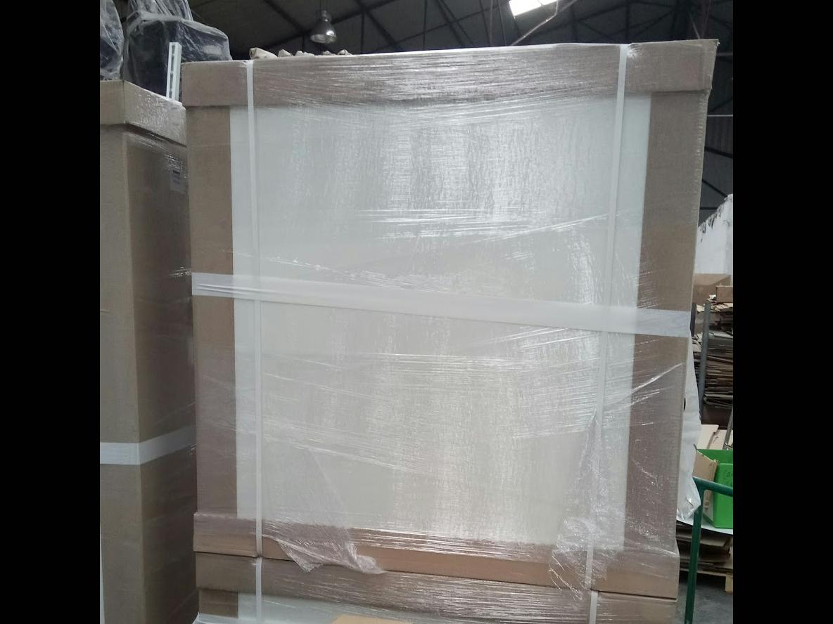 armoire basse 224 rideaux blanche vinco 100 x 100 neuve adopte un bureau