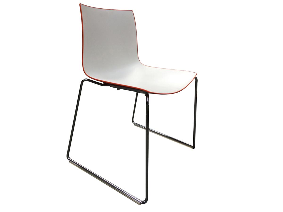 chaise arper catifa 46
