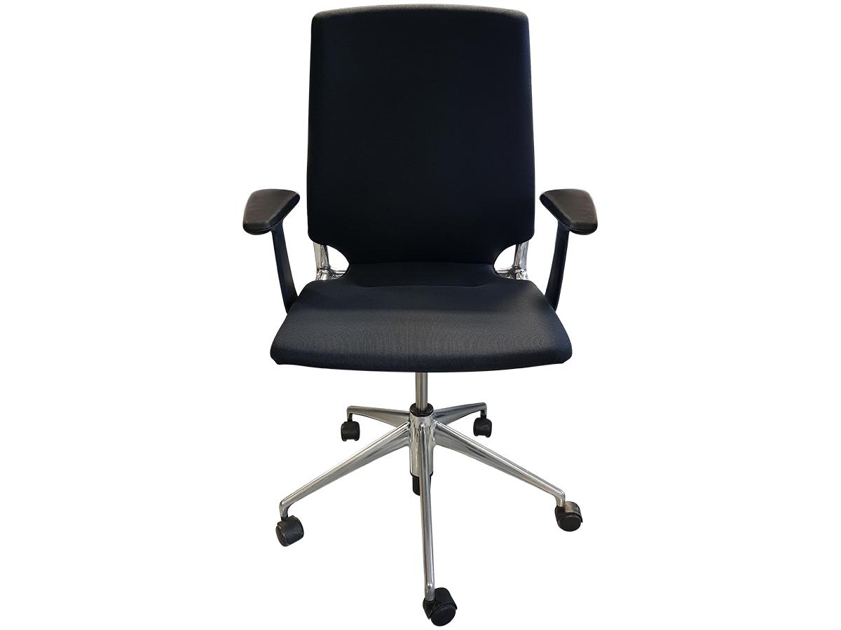 chaise vitra meda chair adopte un bureau. Black Bedroom Furniture Sets. Home Design Ideas