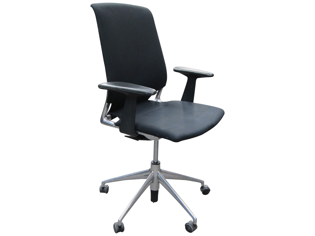 Chaise vitra meda chair adopte un bureau for Chaise vitra bureau
