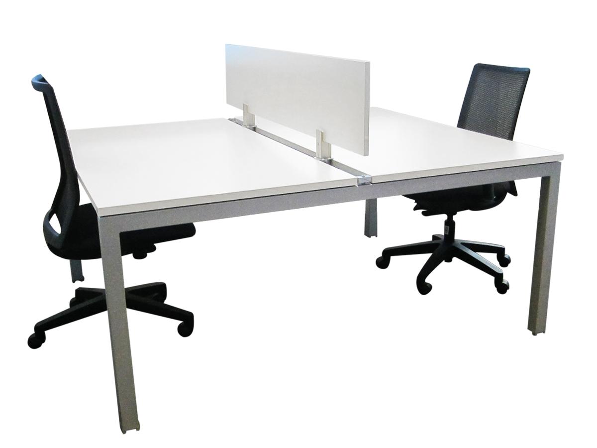 Bench personnes blanc occasion adopte un bureau