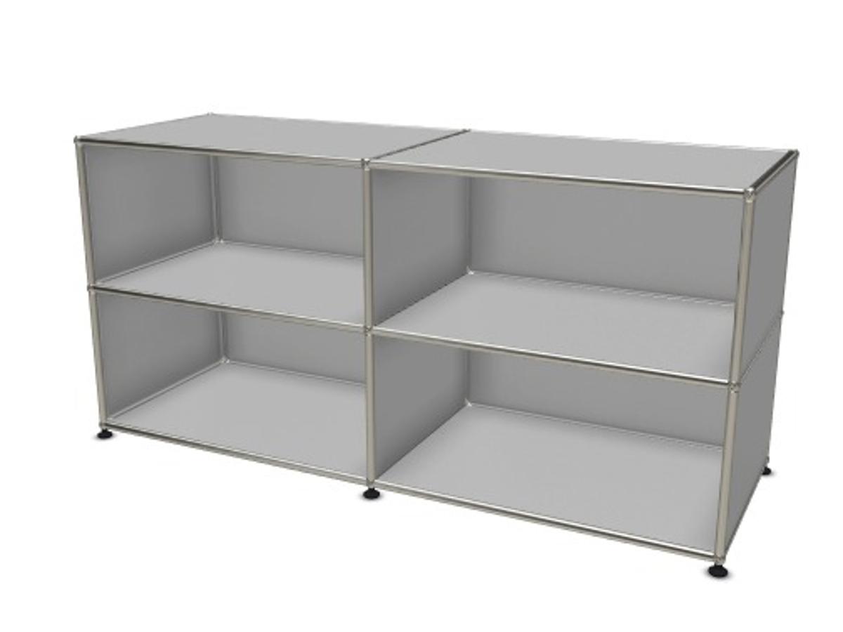 meuble usm 4 cases adopte un bureau. Black Bedroom Furniture Sets. Home Design Ideas