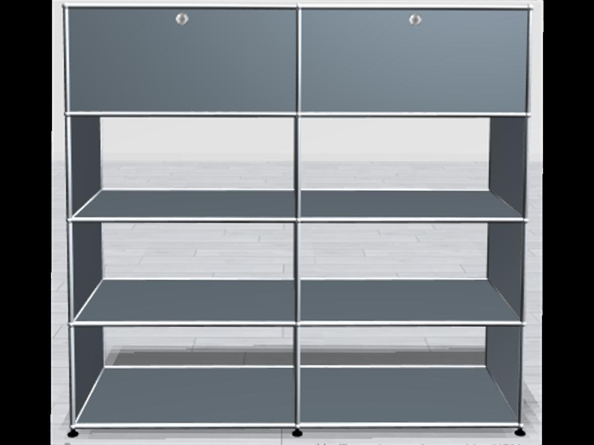colonne usm 10 cases adopte un bureau. Black Bedroom Furniture Sets. Home Design Ideas