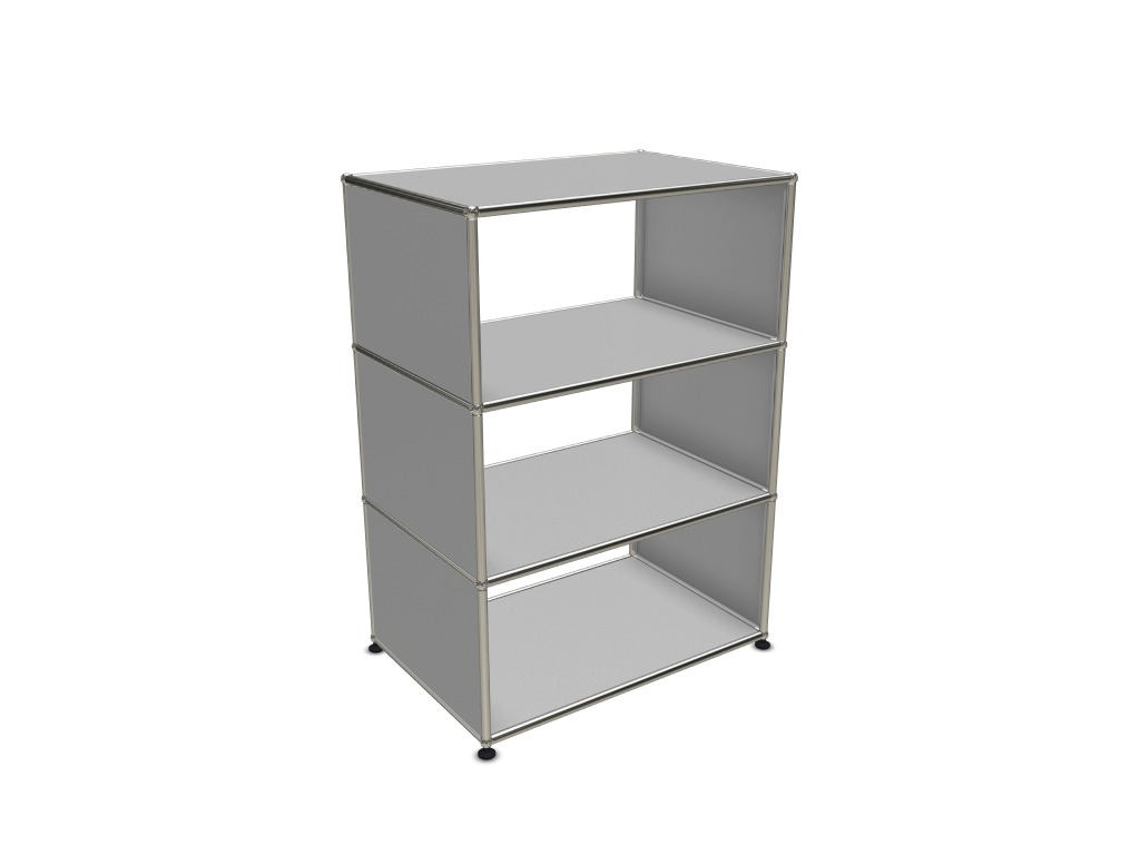 meuble usm 3 cases adopte un bureau. Black Bedroom Furniture Sets. Home Design Ideas