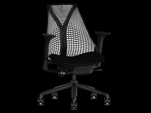 Siège ergonomique Herman Miller Sayl pour studio de musique