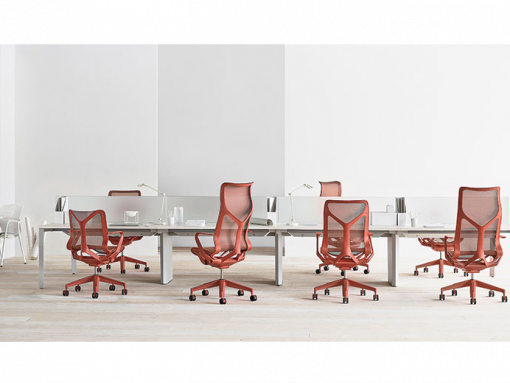 The Herman Miller Cosm chair